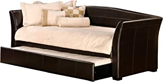 Hillsdale Furniture Montgomery Daybed with Trundle, Brown