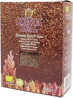 Grano Pulido Rojo de Quinua Gluten Free, 500g