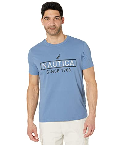 Nautica Sustainably Crafted Logo Graphic T-Shirt