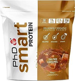 PhD Smart Whey Protein en Polvo Caramelo salado 900g