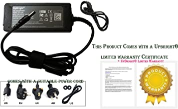 UPBRIGHT New 12V 4A Global AC/DC Adapter for Samsung AD-4512L LCD Monitor Charger Power Supply Cord PSU