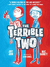 the terrible two author