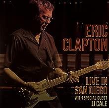 eric clapton live in san diego vinyl
