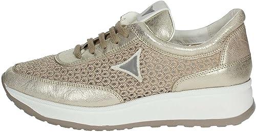 Cinzia Cinzia Soft IV8137A-GM 001 Chaussures de Tennis Femme  authentique