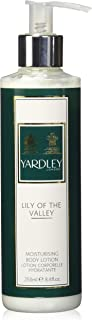 Yardley Lily of the Valley Luxury Body lotion 8.4 ounces