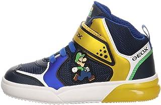 Geox J Grayjay Boy D jongens sneakers.
