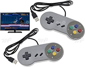 Game Controller For SNES Super Nintendo Console Pads Connector Replacement
