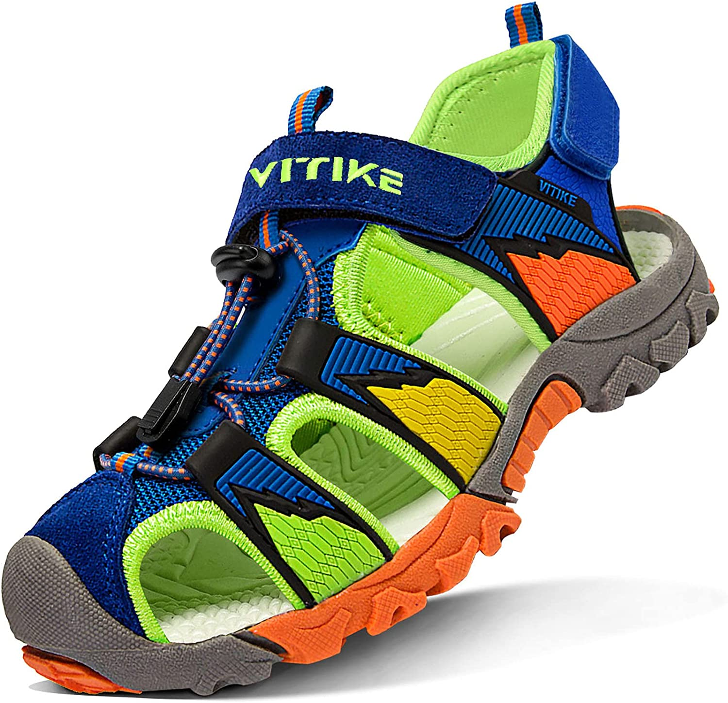 VITIKE Boys Sandals Toe Closed OFFicial site Austin Mall