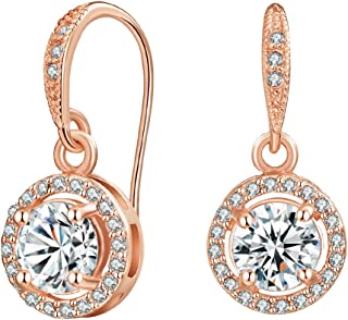 Mestige Liberty Women's Drop & Dangle Earrings with Swarovski Crystals - MSER3802
