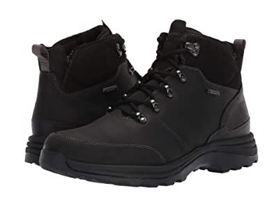 Rockport XCS Cold Springs Waterproof Mudguard Boot (Black) Men