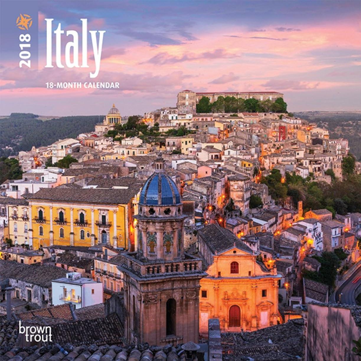 倍率滅びる不足Italy 2018 Calendar