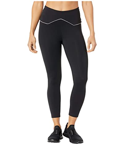 YEAR OF OURS The Rodeo Leggings (Black/White) Women