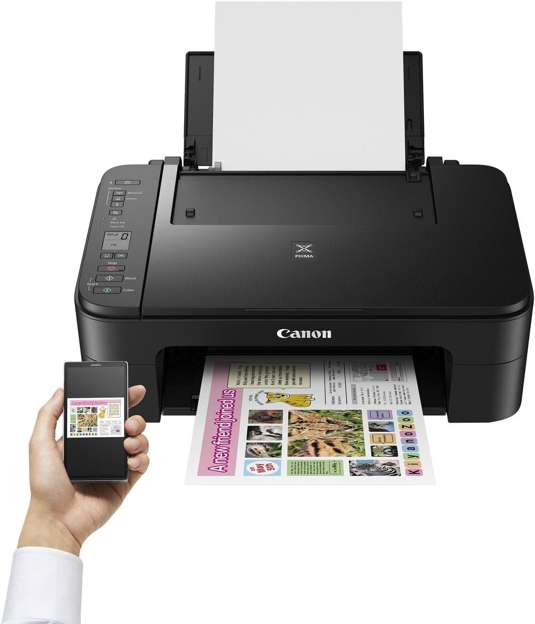 Canon PIXMA TS20 Drucker Farbtintenstrahl Multifunktionsgerät ...