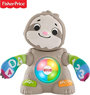 Fisher-Price Linkimals Smooth Moves Sloth 標準 多種顏色