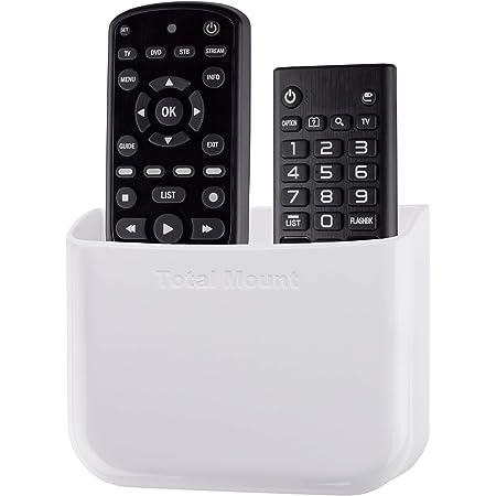 1* Wall Mounted Organizer Storage Case Box TV Remote Control Holder C1B1