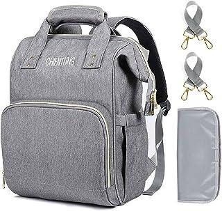 Baby Backpack Diaper Bag Large