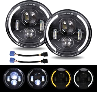 spec d smoke halo projector headlights with leds