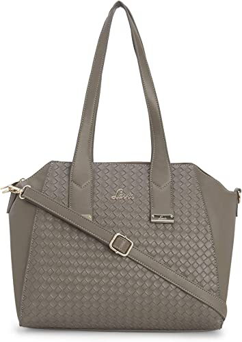 Leolani N Satchel Women s Handbag Grey