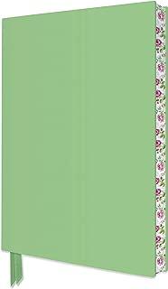 Pale Mint Green Artisan Notebook (Flame Tree Journals) (Artisan Notebooks)