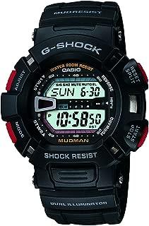 Casio G-Shock Mudman Men's Digital Resin Band Watch - G-9000-1V, Black Band