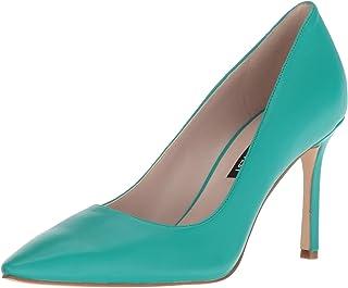 f2f135daa31 Amazon.com  Green - Pumps   Shoes  Clothing