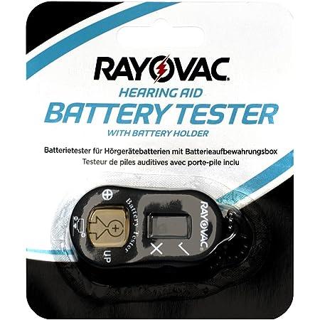 Rayovac Batterietester Elektronik