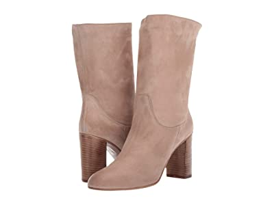 Free People Dakota Heel Boot (Light Grey) Women