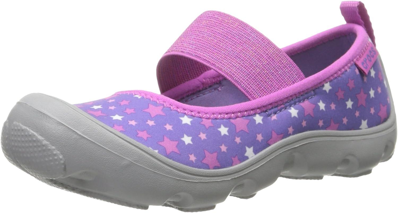 Crocs Girls' Duet BusyDay Galactic Shoe PS