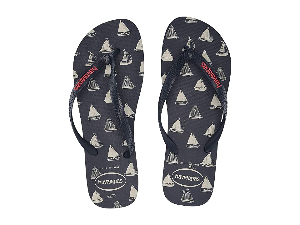 Havaianas - Havaianas Top Nautical Flip-Flops