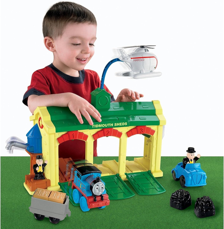 FisherPrice Thomas & Friends Roundhouse Playset