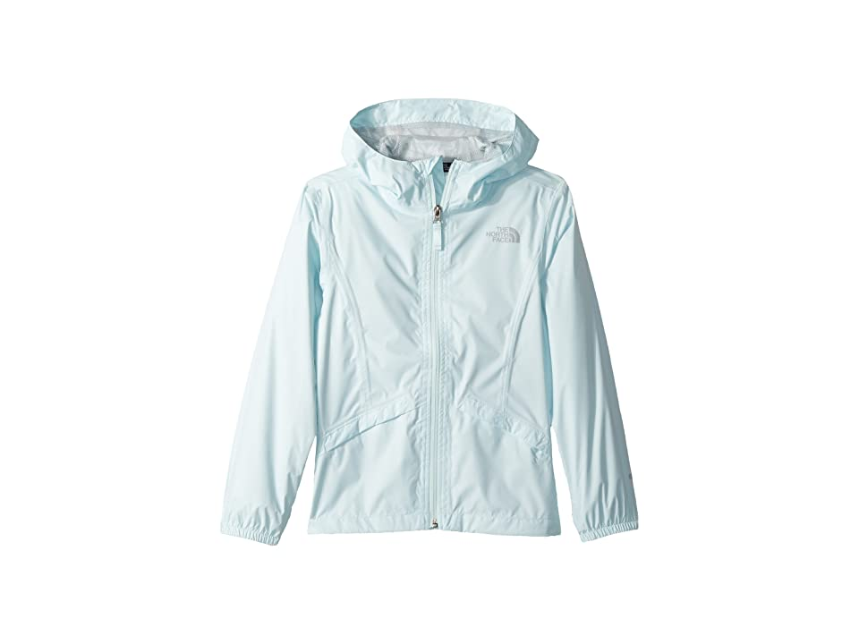 The North Face Kids Zipline Rain Jacket (Little Kids/Big Kids) (Origin Blue) Girl