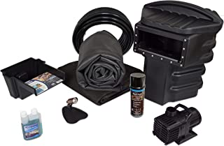 Simply Ponds 1200 Water Garden and Pond Kit with 8 Foot x 10 Foot EPDM Liner
