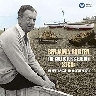 Britten: The Collector's Edition / Various