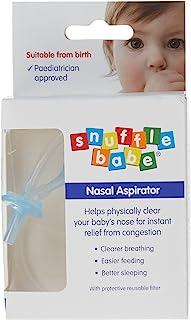 Snufflebabe Nasal Aspirator pack