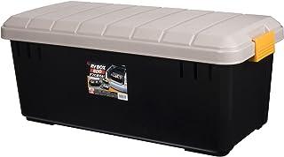 アイリスオーヤマ ボックス RVBOX 800 カーキ/ブラック 幅78.5x奥行37x高さ32.5cm