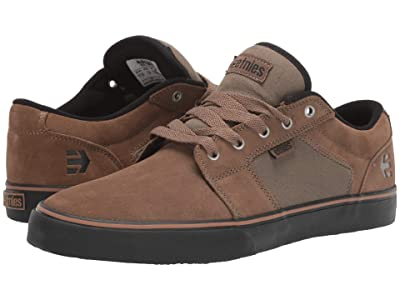 etnies Barge LS (Olive/Black/Gum) Men