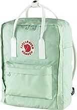 Fjallraven, Kanken Classic Backpack for Everyday, Mint Green-Cool White