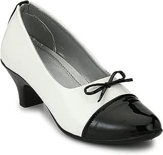 Amico Black Ballerinas for Womens/Girls BL04
