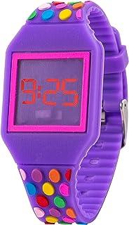 1252e8a05cea Amazon.es: Morado - Relojes de pulsera / Niña: Relojes