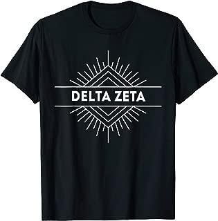Delta-Zeta Greek Proud Sorority T-Shirt
