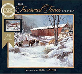 2020 Treasured Times Special Edition Wall Calendar, by Lang Companies