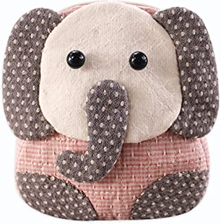 Elephant Purse Beginner Crafts Sewing Kit Patchwork Kit Supplies