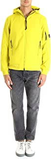 Luxury Fashion | Cp Company Mens 07CMOW013A005242A220 Yellow Outerwear Jacket | Fall Winter 19