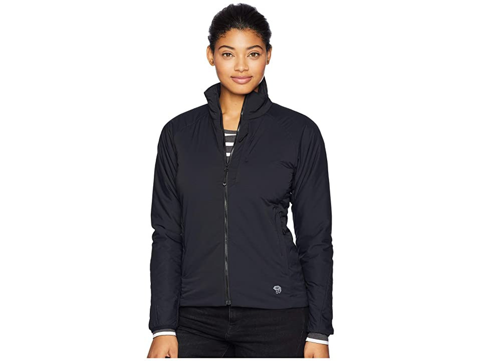 Mountain Hardwear Kortm Jacket (Black) Women