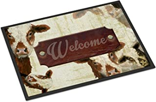 Best cow welcome mat Reviews