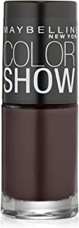 Maybelline New York Color Show Nail Lacquer, Dressed To Kill, 0.23 Fluid Ounce