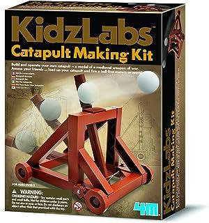 4M FSG3385 KidzLabs Catapult Making Kit