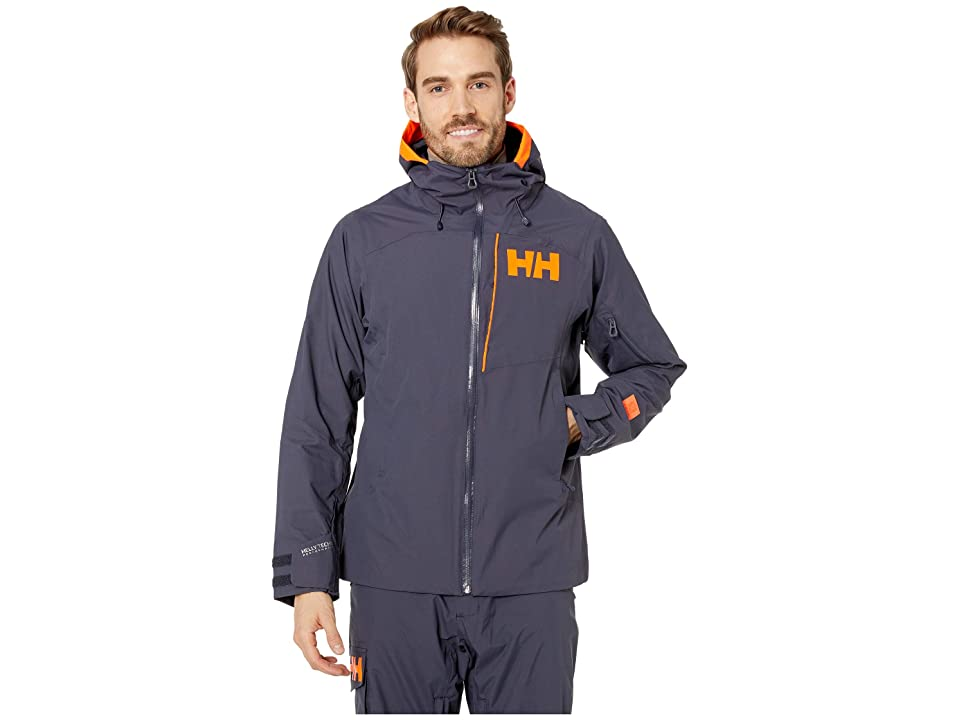 Helly Hansen Overland Jacket (Graphite Blue) Boy