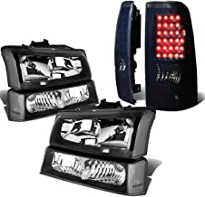 Best 2004 silverado headlights and taillights Reviews