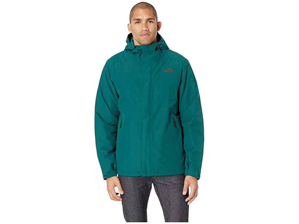 The North Face Inlux Insulated Jacket (Botanical Garden Green) Men